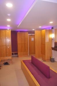 Retallack Resort - Retreat Spa Ladies Changing