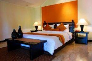 Executive Bedroom Orange
