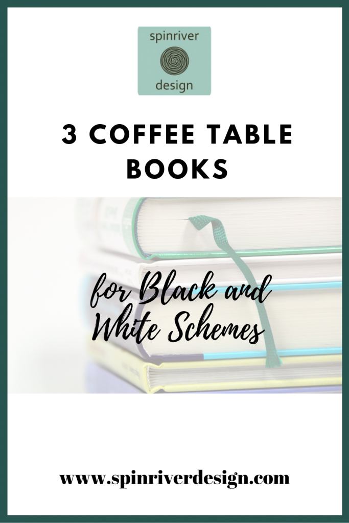 Coffee Table Books Blogpost  Pinterior Design recommended books