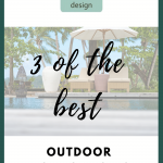3 of the Best Outdoor Lounger Sets 2020
